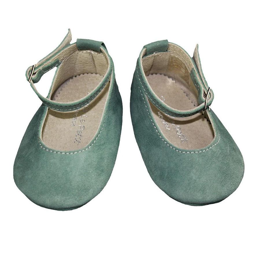 Turquoise Ballerinas - orkids boutique