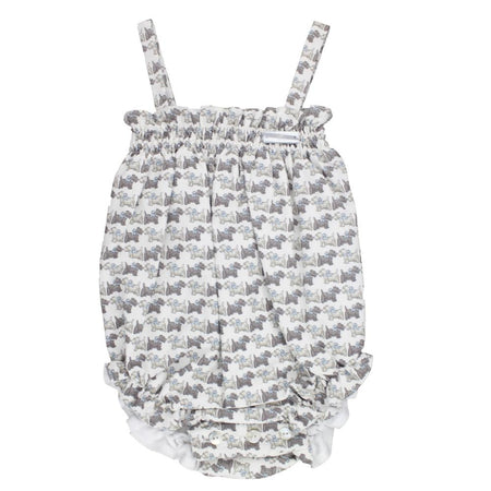 Baby doggy dungaree - orkids boutique