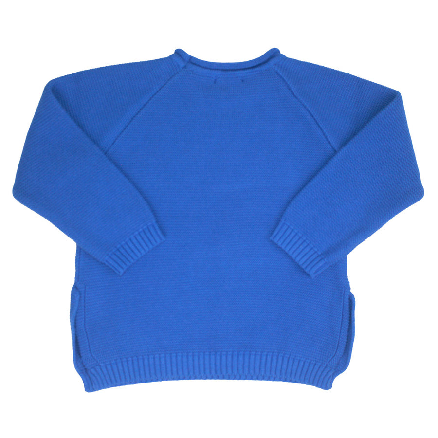 Cotton Knitted Jumper - orkids boutique