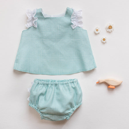 Vichi Baby Dress set - orkids boutique
