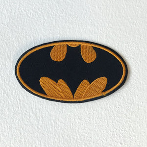 Batman Movie cartoon DC comics badge Iron Sew on Embroidered Patch