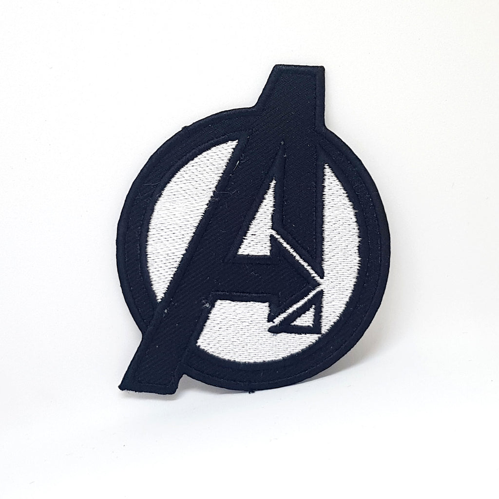 Comic Character Marvel Avengers and DC Comics Iron or Sew on Embroidered Patches - AVENGERS UNIFORM - Patches-Badges