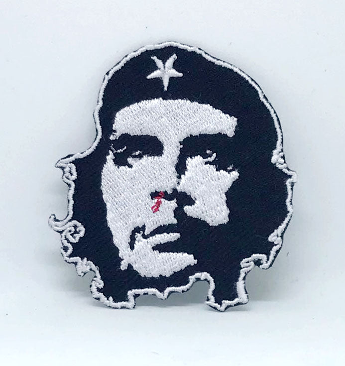 Che Guevara Badge Iron on Sew on Embroidered Patch