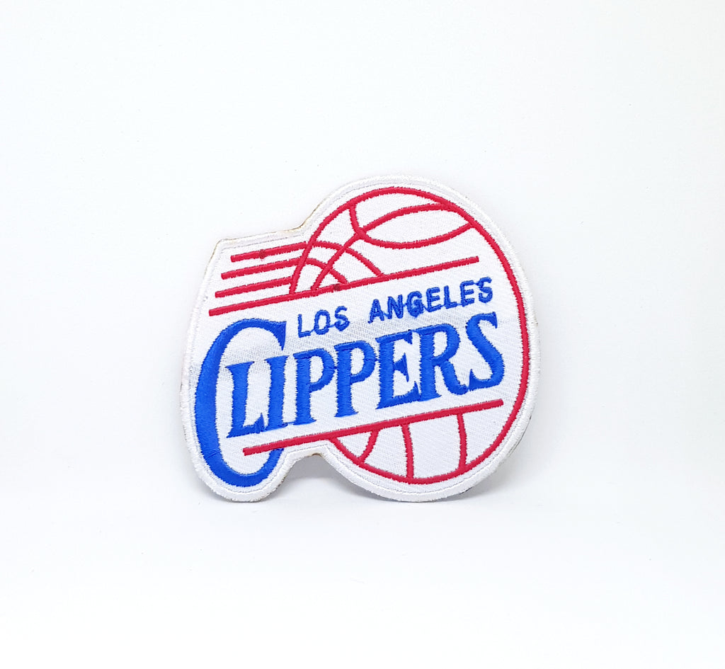 Los Angeles Clippers Basketball Iron Sew on EMBROIDERED PATCH