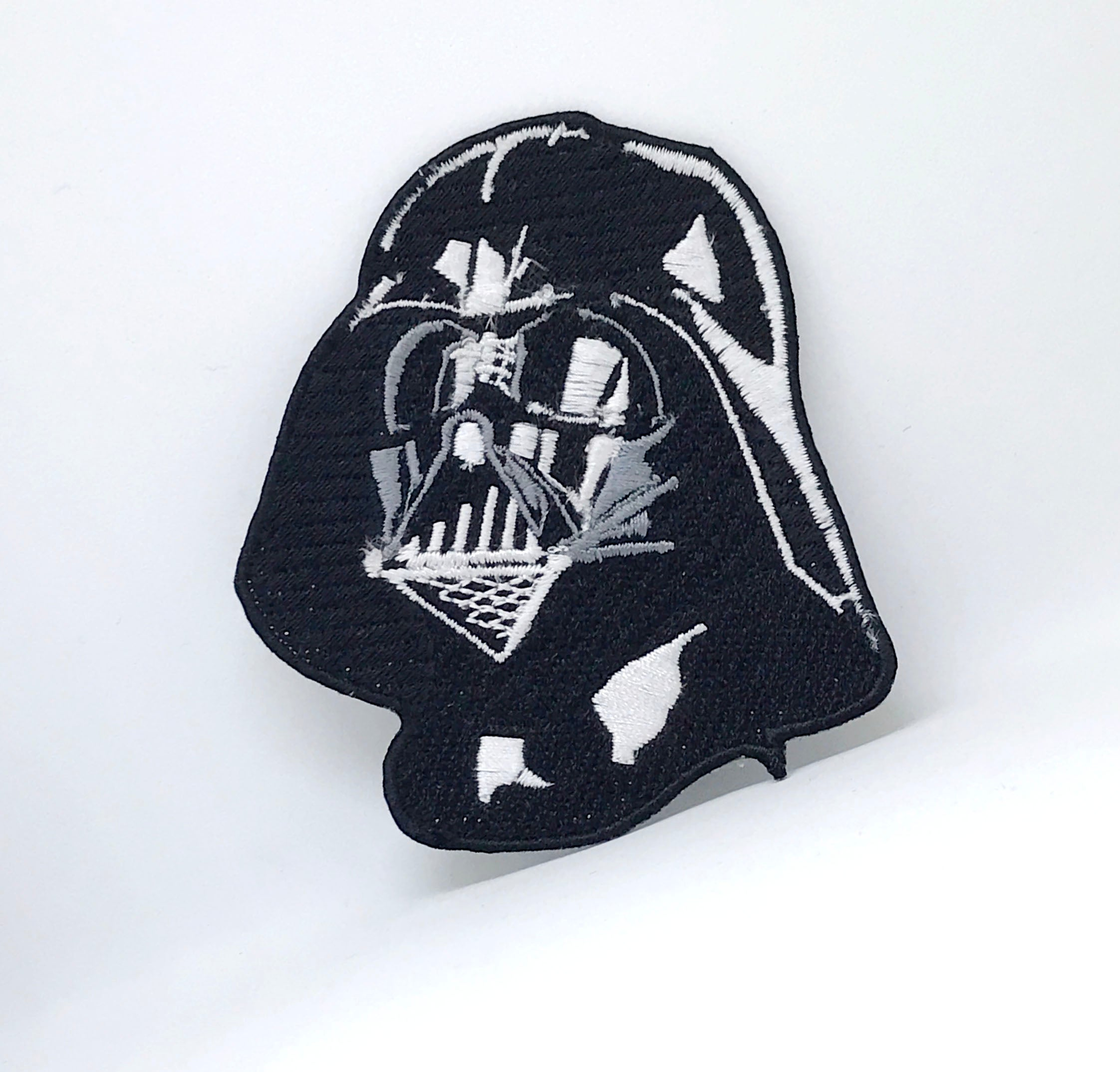 STAR WARS Movies Iron or Sew on Embroidered Patches - Darth Vader