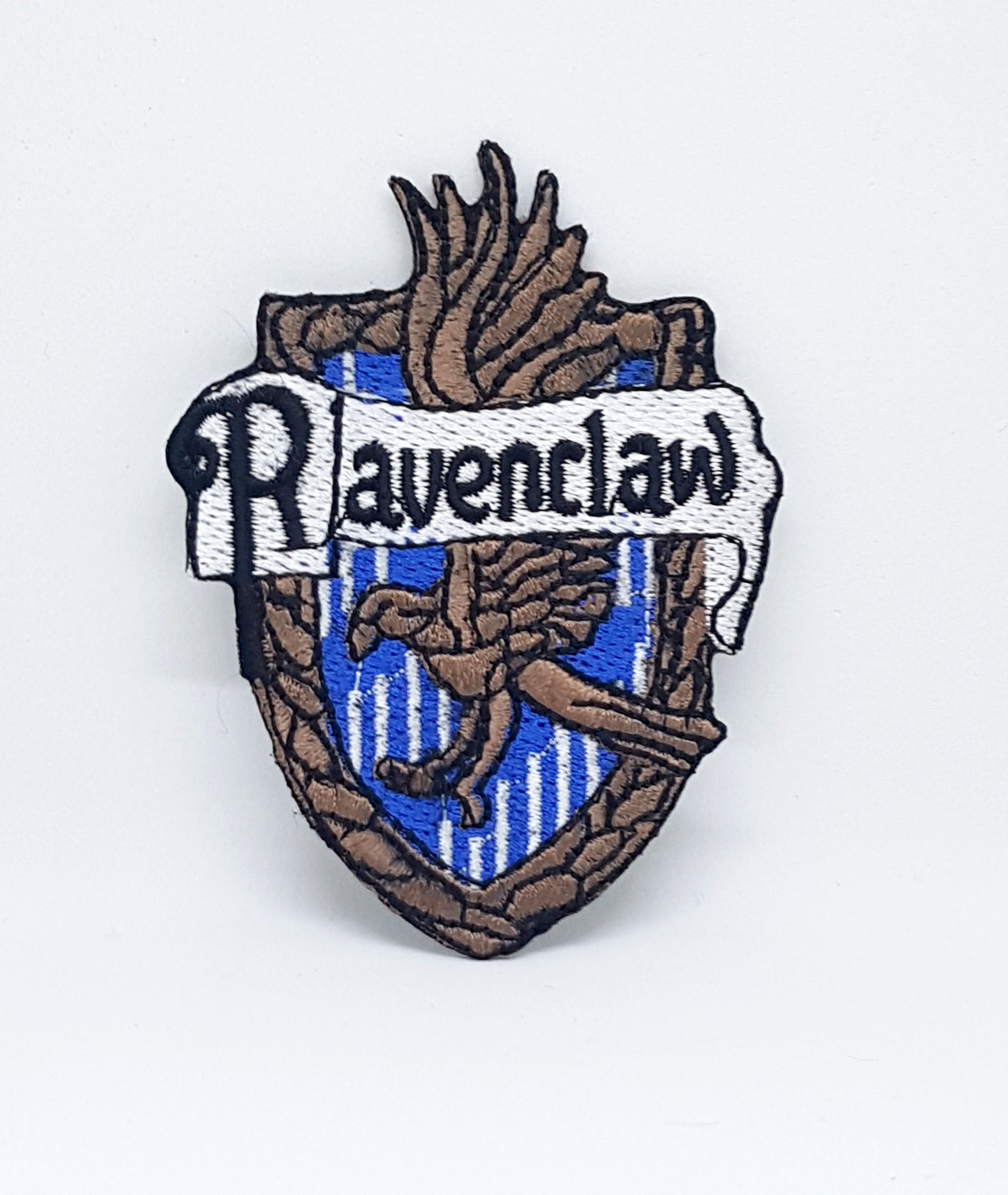 Harry Potter Ravenclaw Iron Sew on Embroidered Patch - Patches-Badges