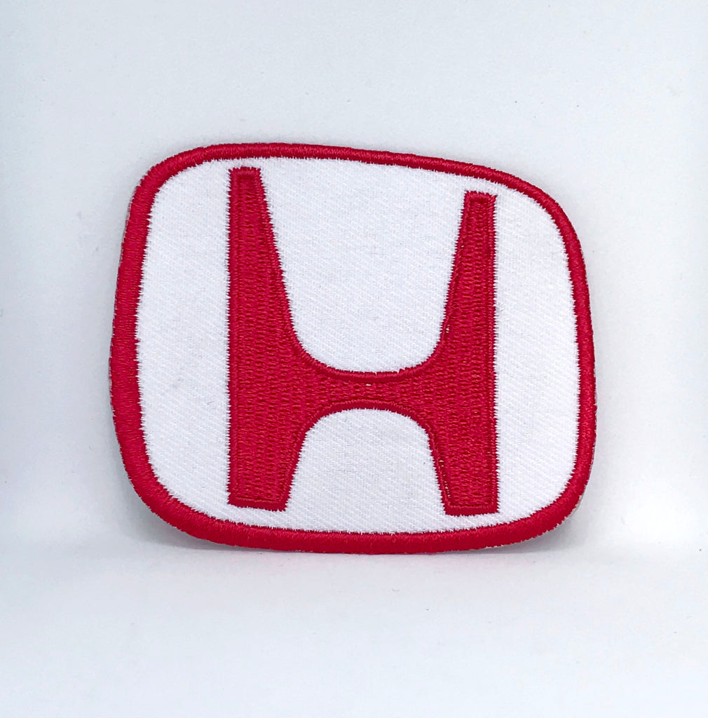 Honda Racing Team HRC Logo iron Sew on Embroidered Patch