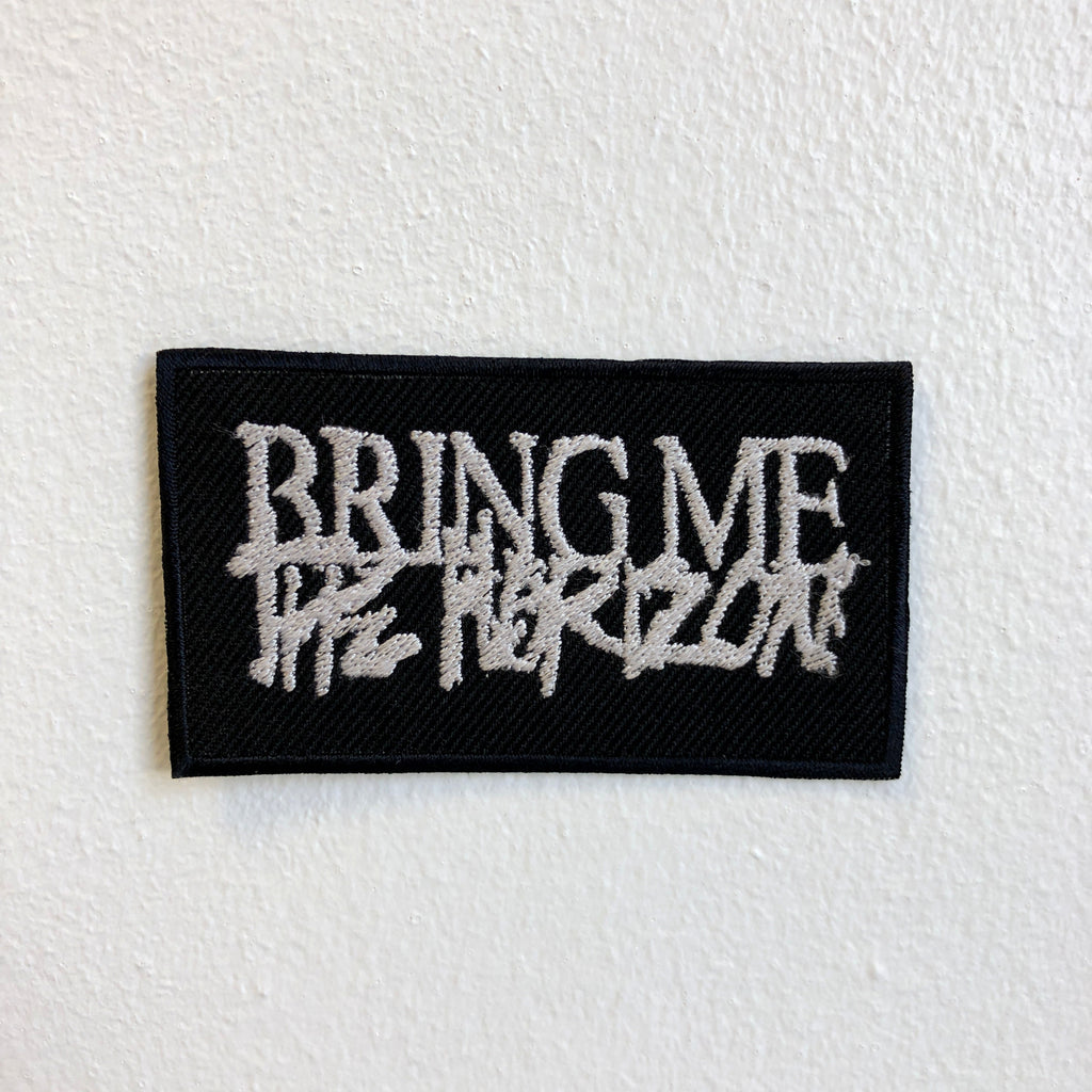 Bring me The Horizon Music Iron Sew on Embroidered Patch