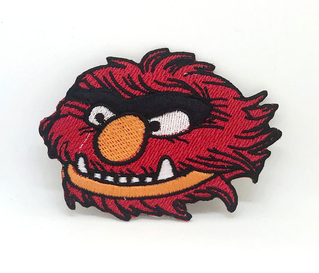CARTOON CHARACTERS MICKEY CARS FROZEN IRON/SEW ON EMBROIDERED PATCH - The Muppets - Patches-Badges
