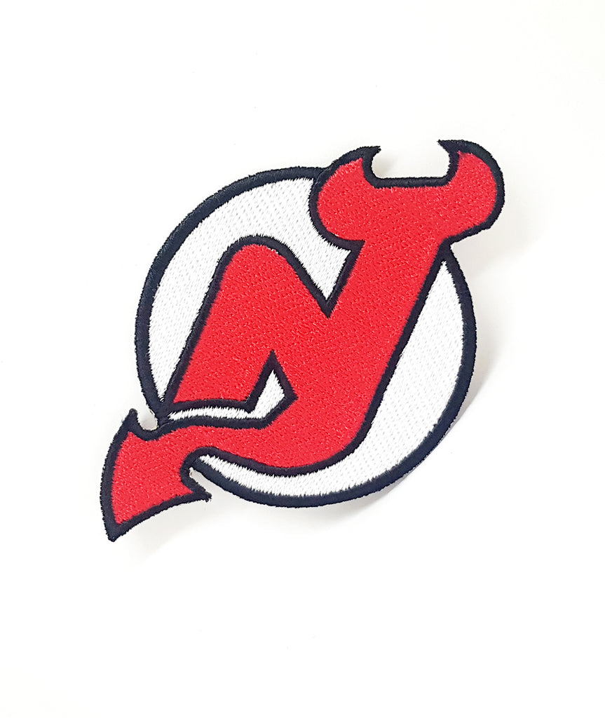 NHL New jersey devils Iron/SEW ON Embroidered Patch