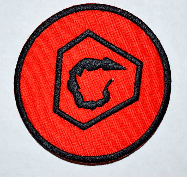 Command & Conquer NOD Original Iron on Sew on Embroidered Patch