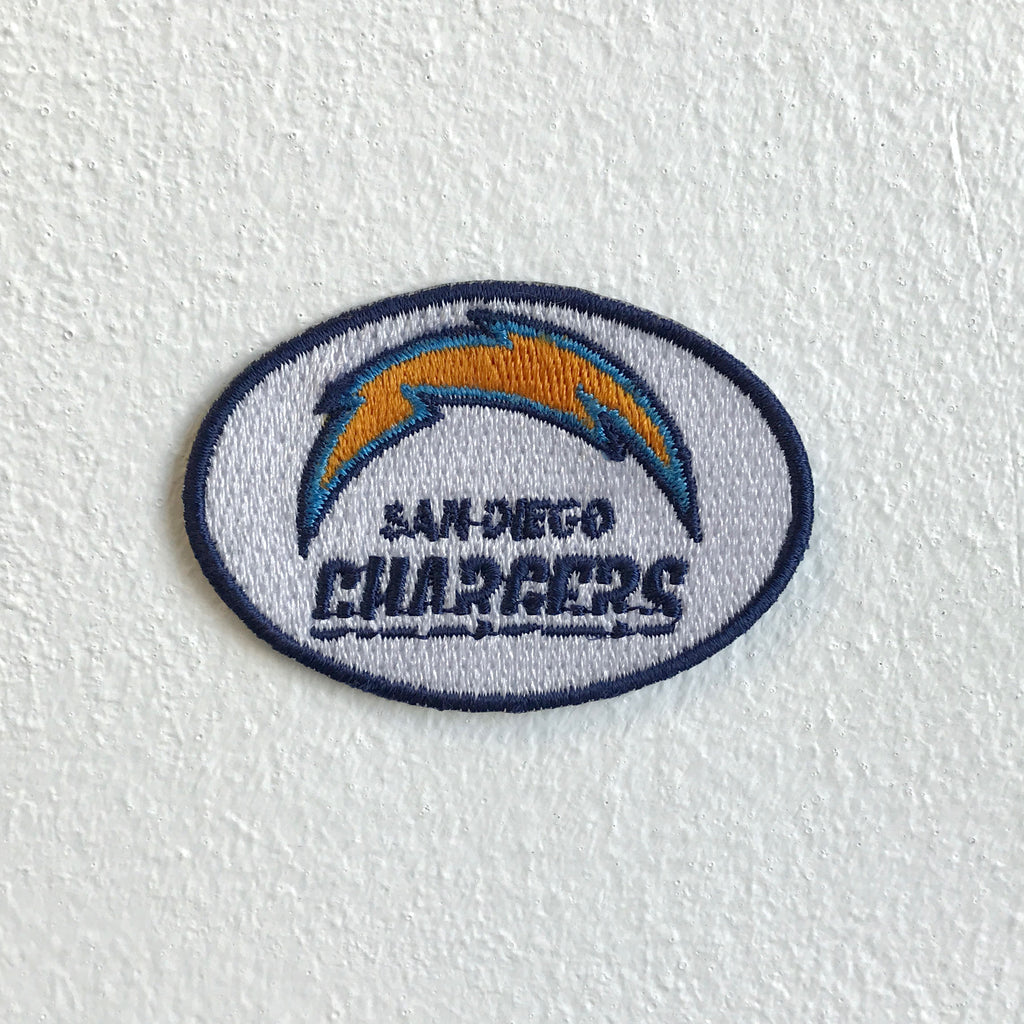 San diego Chargers Iron Sew on Embroidered Patch