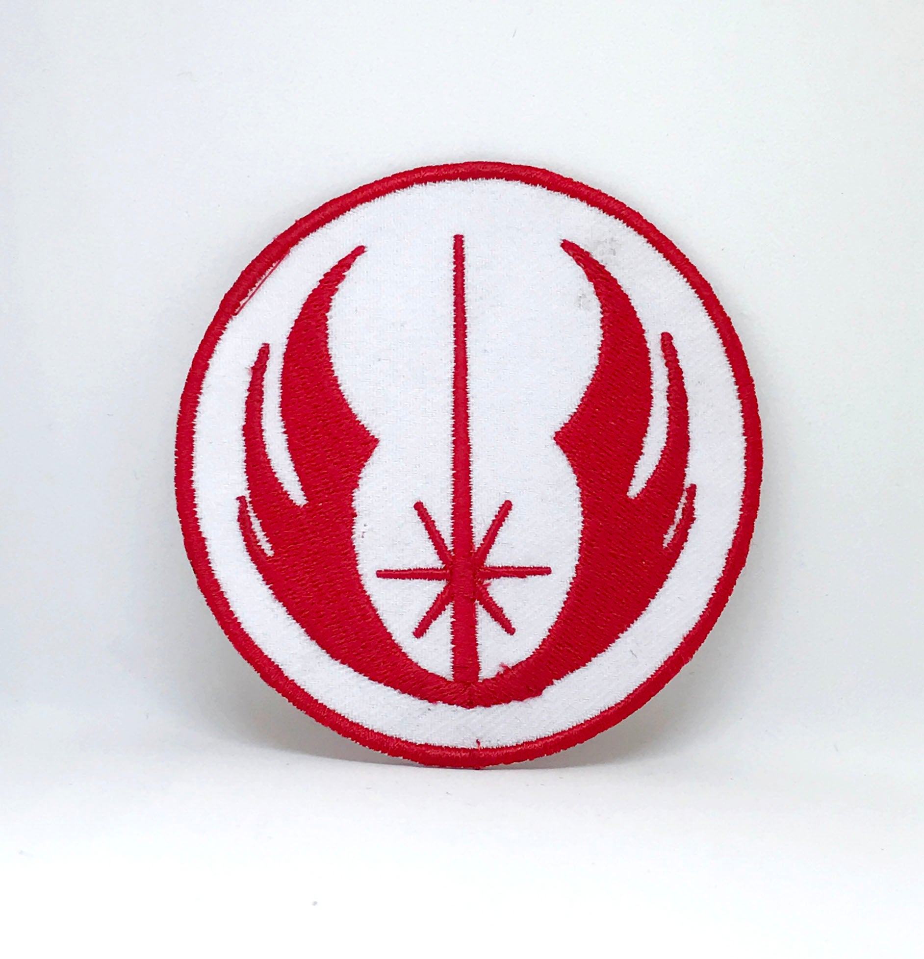 STAR WARS Movies Iron or Sew on Embroidered Patches - STAR WARS JEDI ORDER