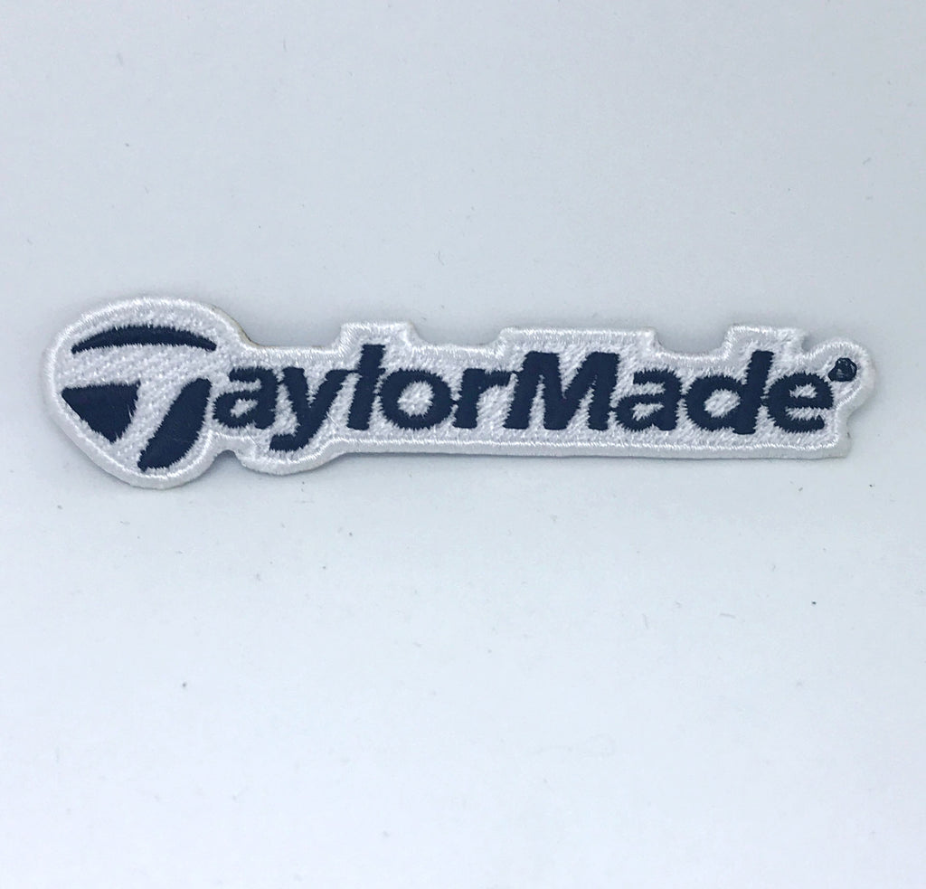 Taylormade Golfer Badge Hat logo Iron on Embroidered Patch – Patches ... c2ff5fabe19