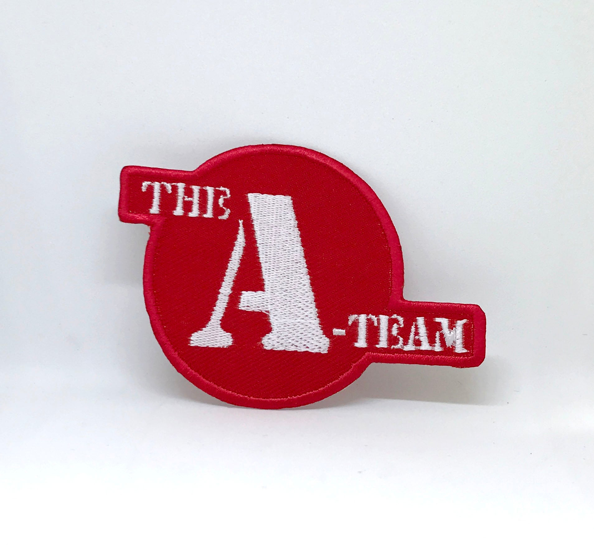 The A Team Special Forces Iron Sew on Embroidered Patch