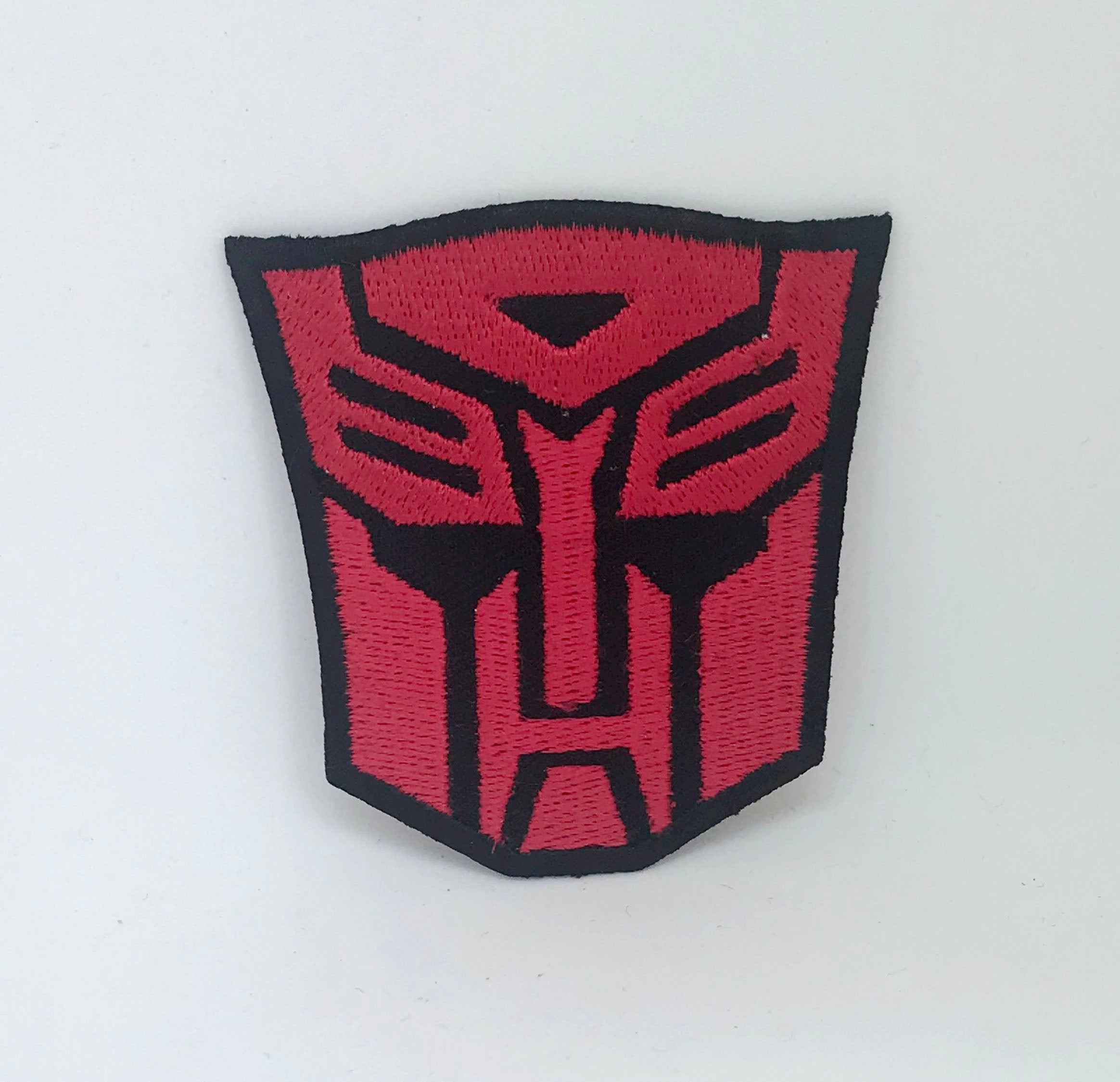 Transformers Film Movie Autobot Iron Sew On Embroidered Patch