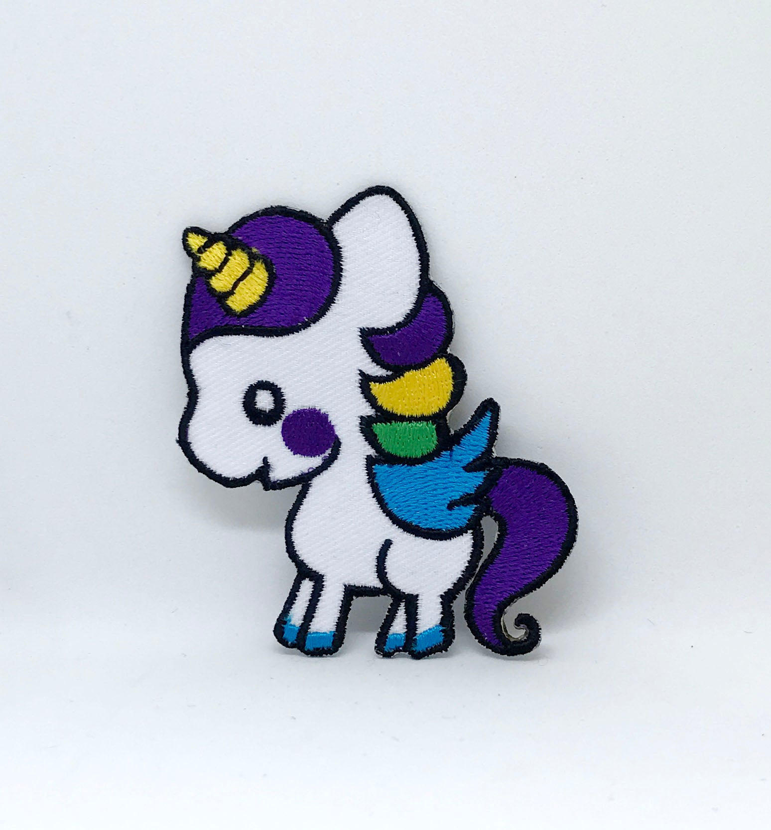 New Cute Unicorn Iron Sew on Embroidered Patches