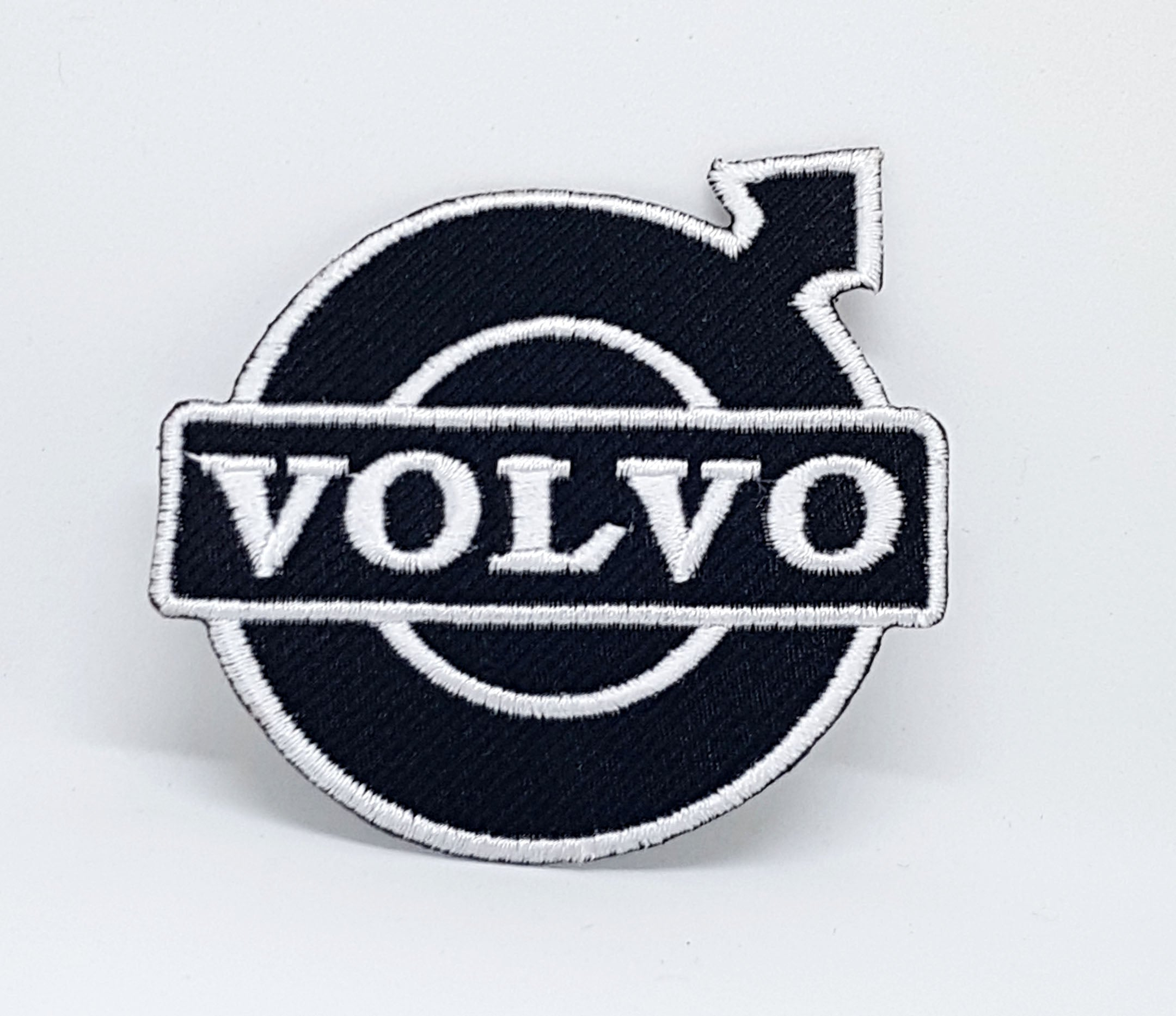 Volvo car logo New Iron/Sew On Embroidered Patch