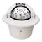 Ritchie F-50W Explorer Compass - Flush Mount - White [F-50W] [Mealey_Marine]