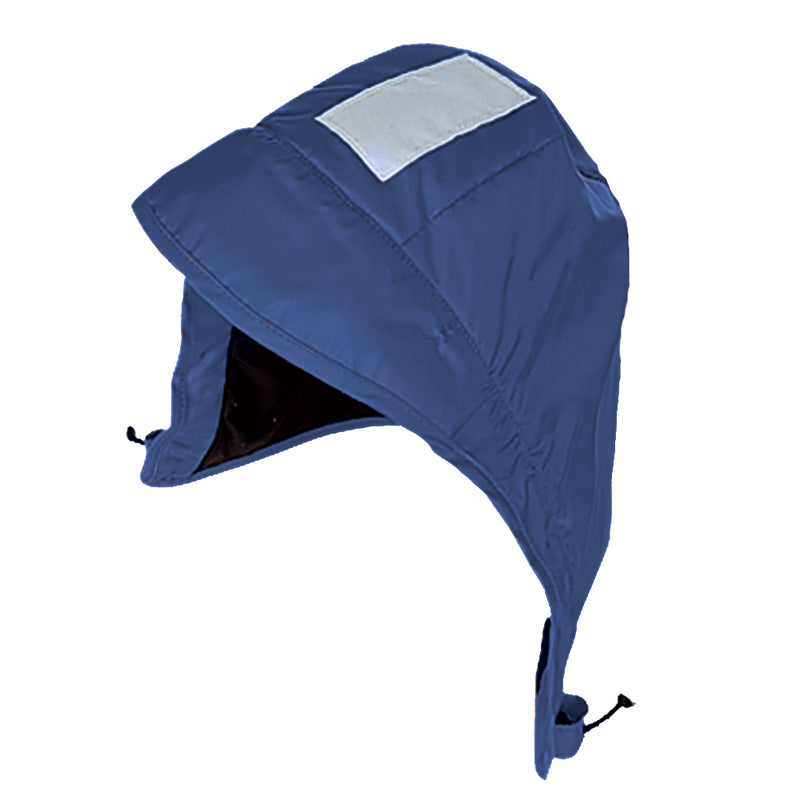 Mustang Classic Insulated Foul Weather Hood - Universal - Navy [MA7136-U-NV] [Mealey_Marine]