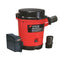 Johnson Pump 1600GPH Ultima Combo Bilge Pump - 12V [01674-001] - Mealey Marine