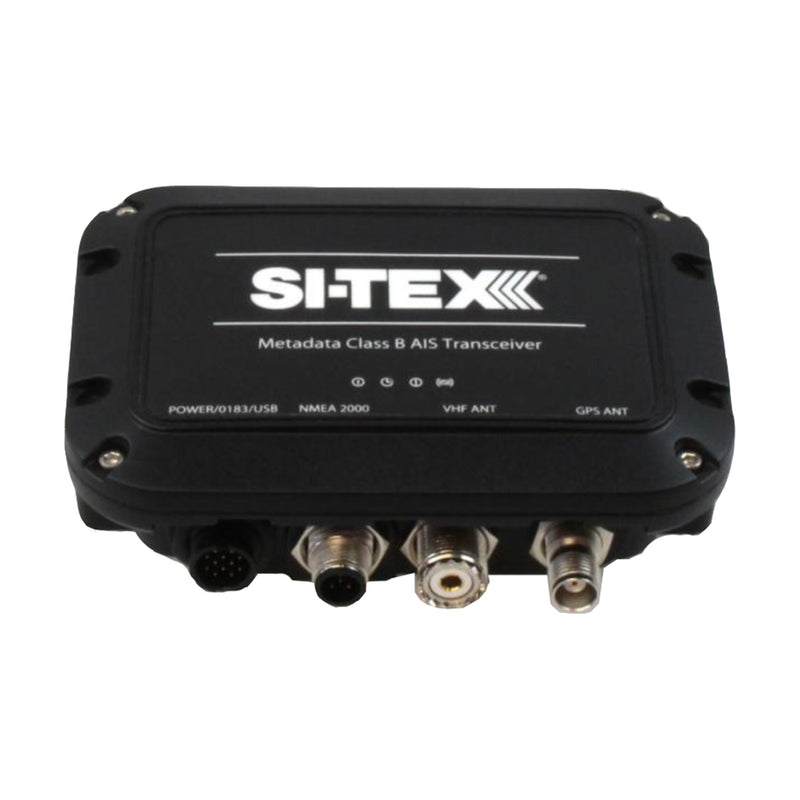 SI-TEX MDA-1 Metadata Class B AIS Transceiver w/Internal GPS - Must Be Programmed [MDA-1] [Mealey_Marine]