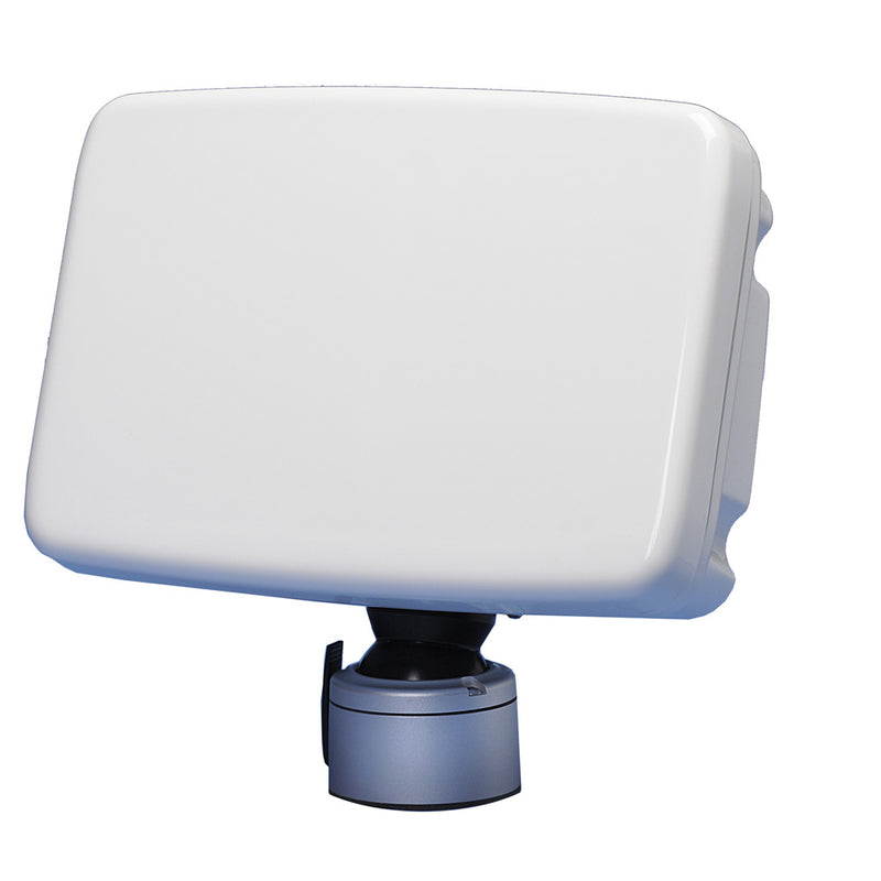 "Scanstrut Scanpod Slim Deck Pod - Up to 8"" Display - White [SPD-8-W] [Mealey_Marine]"