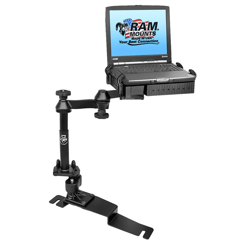 RAM Mount No-Drill Laptop Mount f/Ford Police Interceptor Sedan (2013), Ford Taurus (2013) [RAM-VB-190-SW1] - Mealey Marine