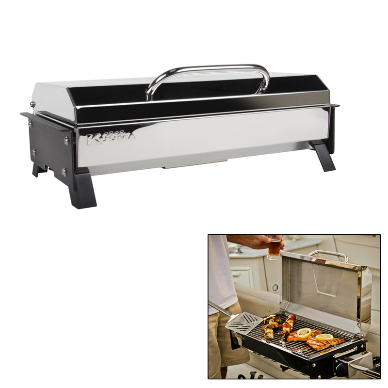 Kuuma Profile 150 Electric Grill - 110V [58120] - Mealey Marine