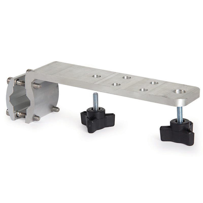 Kuuma In/Outboard Rail Grill Mount [58182] [Mealey_Marine]