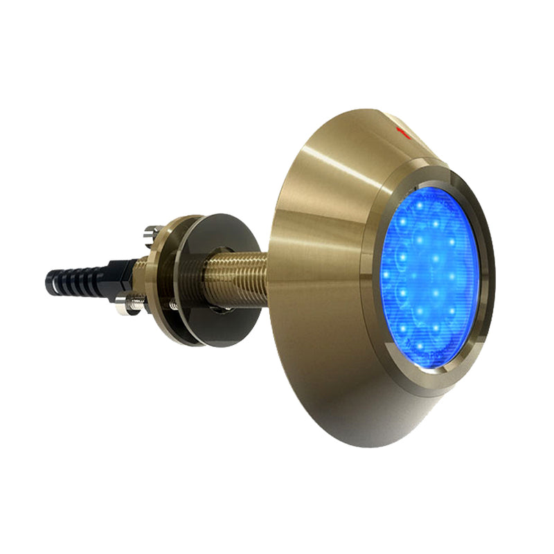 OceanLED 2010TH Pro Series HD Gen2 LED Underwater Lighting - Midnight Blue [001-500731] [Mealey_Marine]