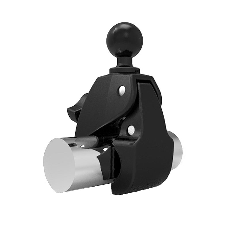 "RAM Mount Large Tough-Claw w/1.5"" Diamter Rubber Ball [RAP-401U] - Mealey Marine"