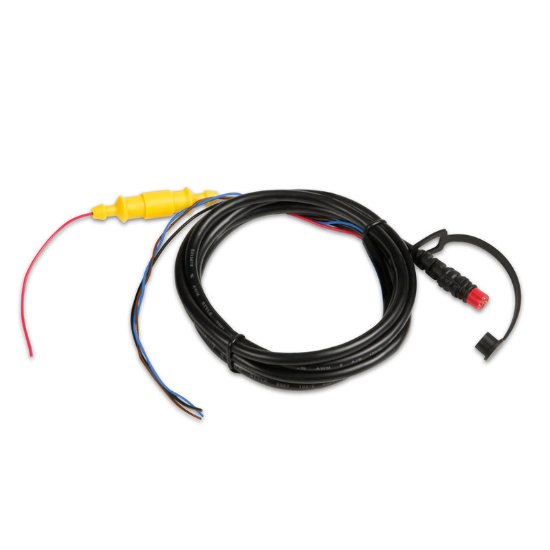 Garmin Power/Data Cable - 4-Pin [010-12199-04] [Mealey_Marine]