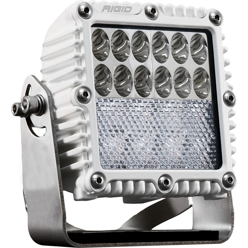RIGID Industries M-Q2 Series Drive/Down Diffused Spreader Light - Single [545613] - Mealey Marine