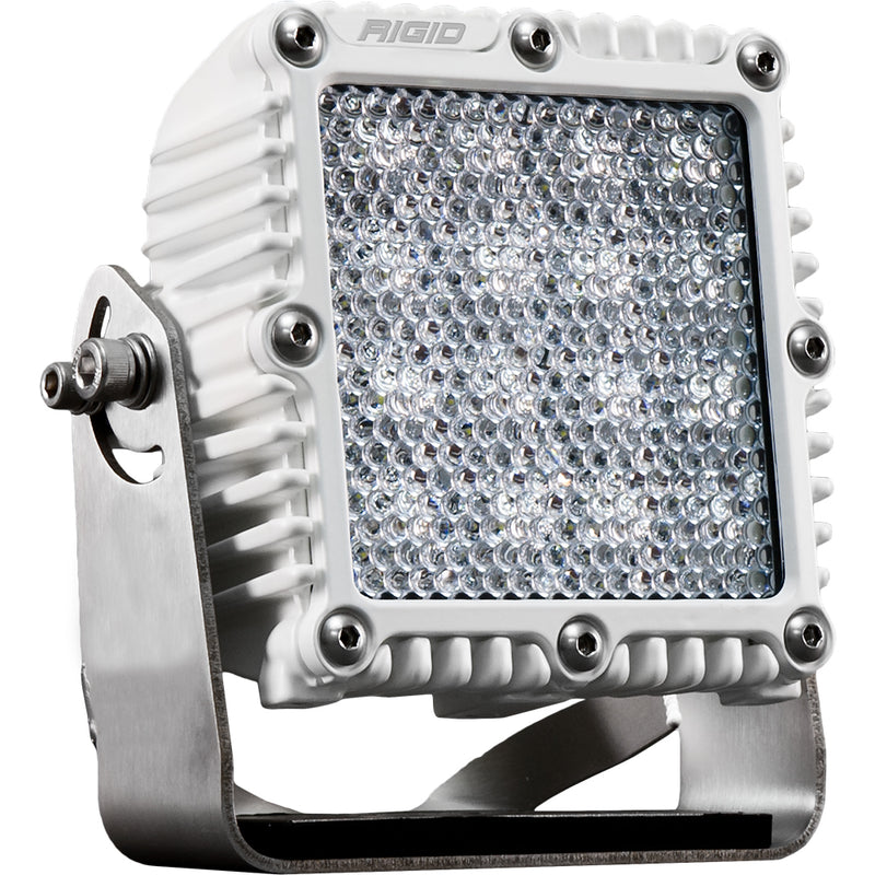 RIGID Industries Q-Series PRO Flood Diffused - Single [245513] - Mealey Marine