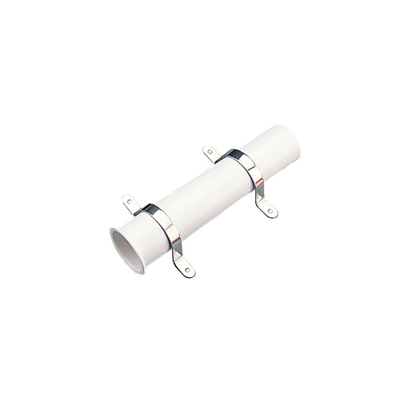"Sea-Dog Side Mount Rod Holder - 9"" - White [325141-1] - Mealey Marine"