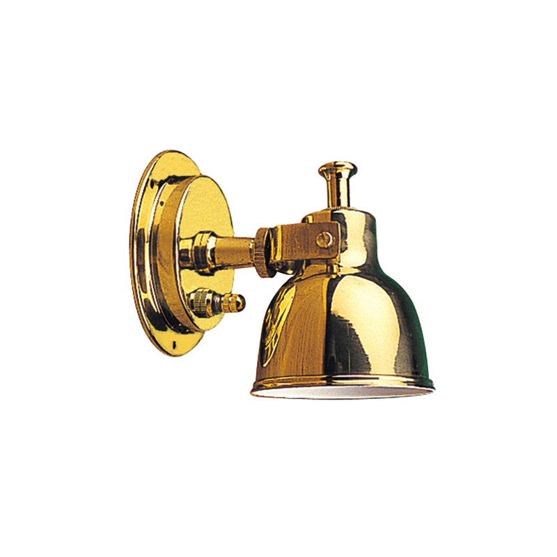 Sea-Dog Brass Berth Light - Small [400400-1] - Mealey Marine