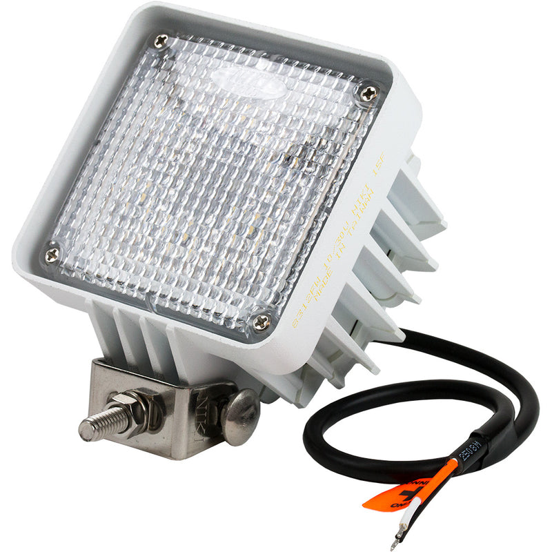 Sea-Dog LED Square Flood Light - 12/24V [405330-3] - Mealey Marine