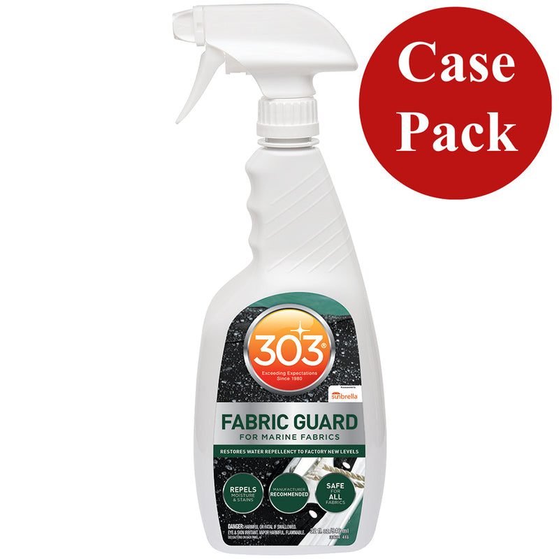 303 Marine Fabric Guard with Trigger Sprayer - 32oz *Case of 6* [30604CASE] - Mealey Marine
