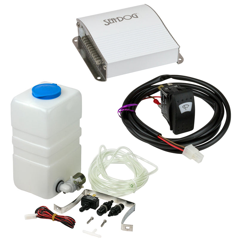 Sea-Dog Synchronized Wiper Control  Windshield Washer Kit [414800-3-414900-3] - Mealey Marine