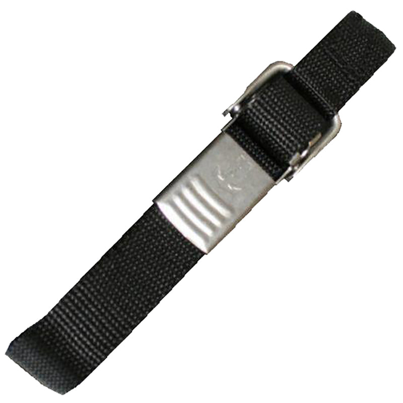 "T-H Marine 42"" Battery Strap w/Stainless Steel Buckle [BS-1-42SS-DP] - Mealey Marine"