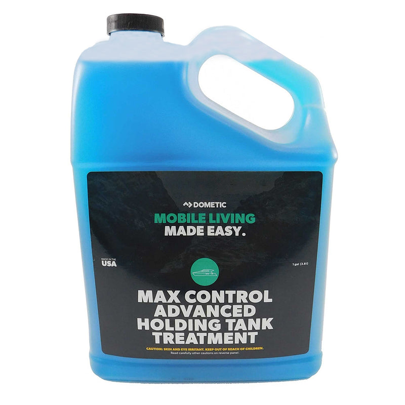Dometic Max Control Holding Tank Deodorant - One (1) Gallon [379700026] [Mealey_Marine]