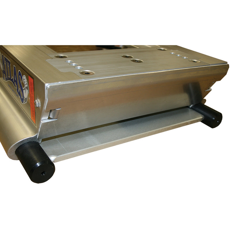 "T-H Marine 12"" ATLAS Hole Shot Plate w/Transducer Cut Out [AHJHSP-T-12V-DP] - Mealey Marine"