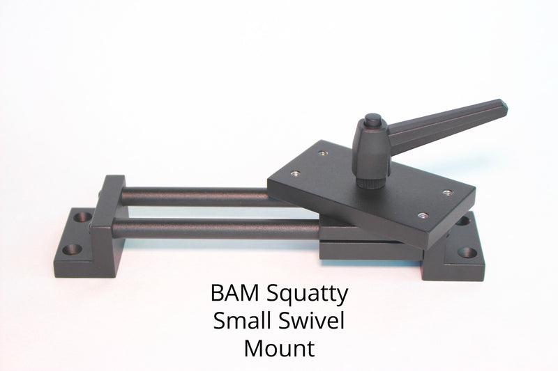 BAM Squatty Swivel Mount [Mealey_Marine]