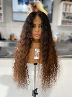 "Hair System -Faro Pure Donor Hair- 24-26"" Frontal Unit"