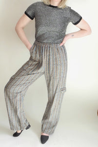 VINTAGE | Knit Baja Pants - Multi (S-L)