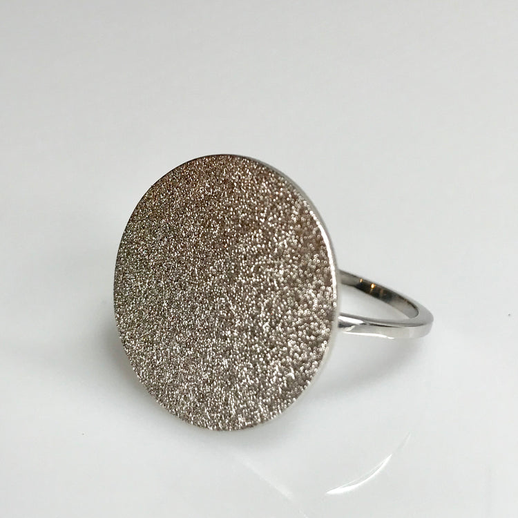 Rough Solar eclipse ring