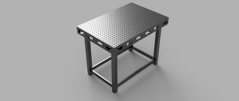 Metric Welding Tables