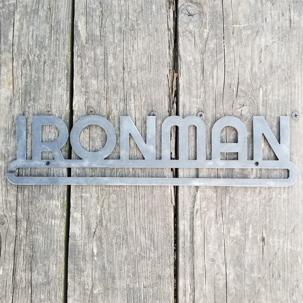Personalized Medal Holder - Rack, Display, Hanger - Running, Gymnastics, Soccer, Swimmer, Hockey