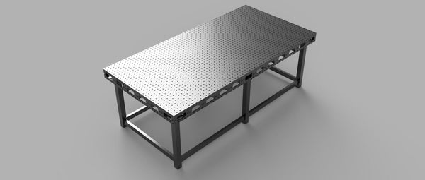 3M x 1.5M Metric Universal Maker Table - DXF Files (GEN 2)